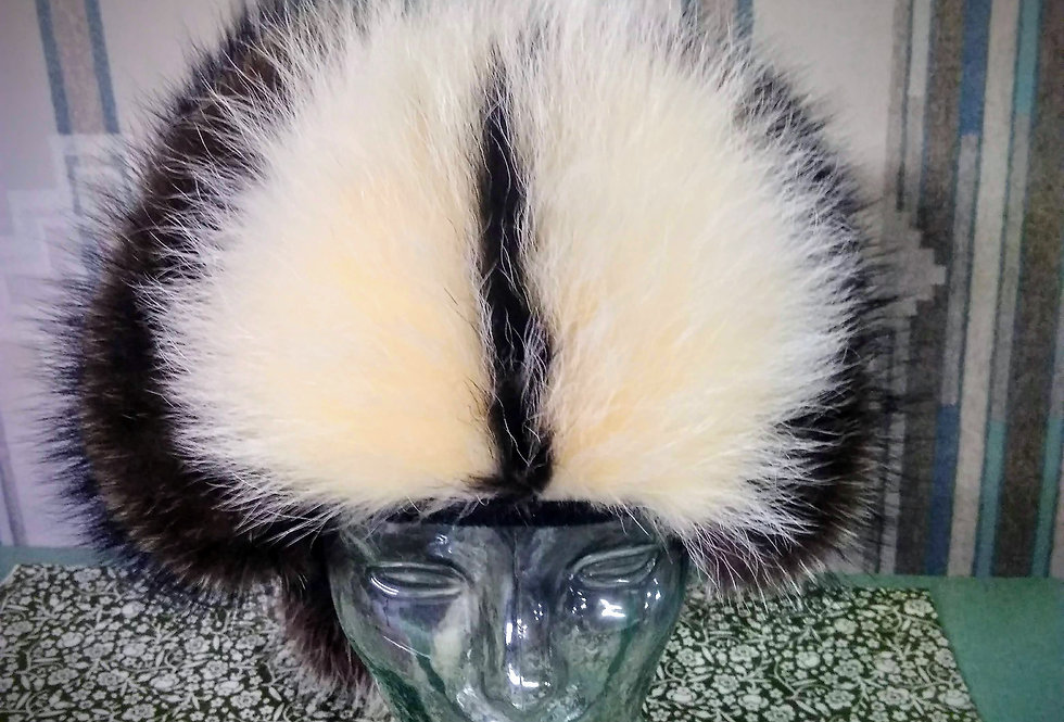 Skunk Trapper Hat