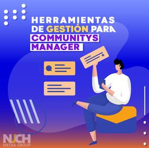 Herramientas de gestión para Communitys Manager