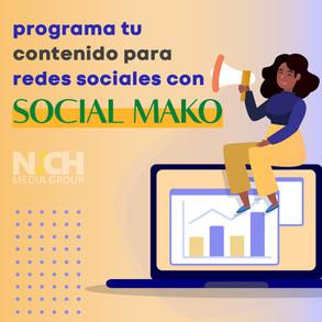 Programando tus redes sociales?