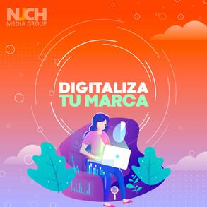 Digitaliza tu marca