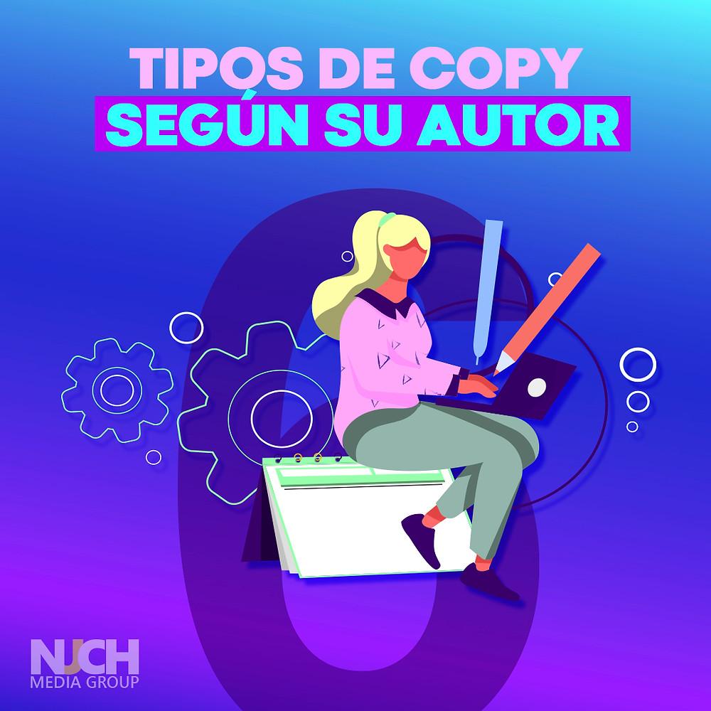 copy y autor