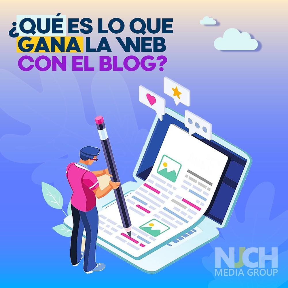¿Qué gana un blog?