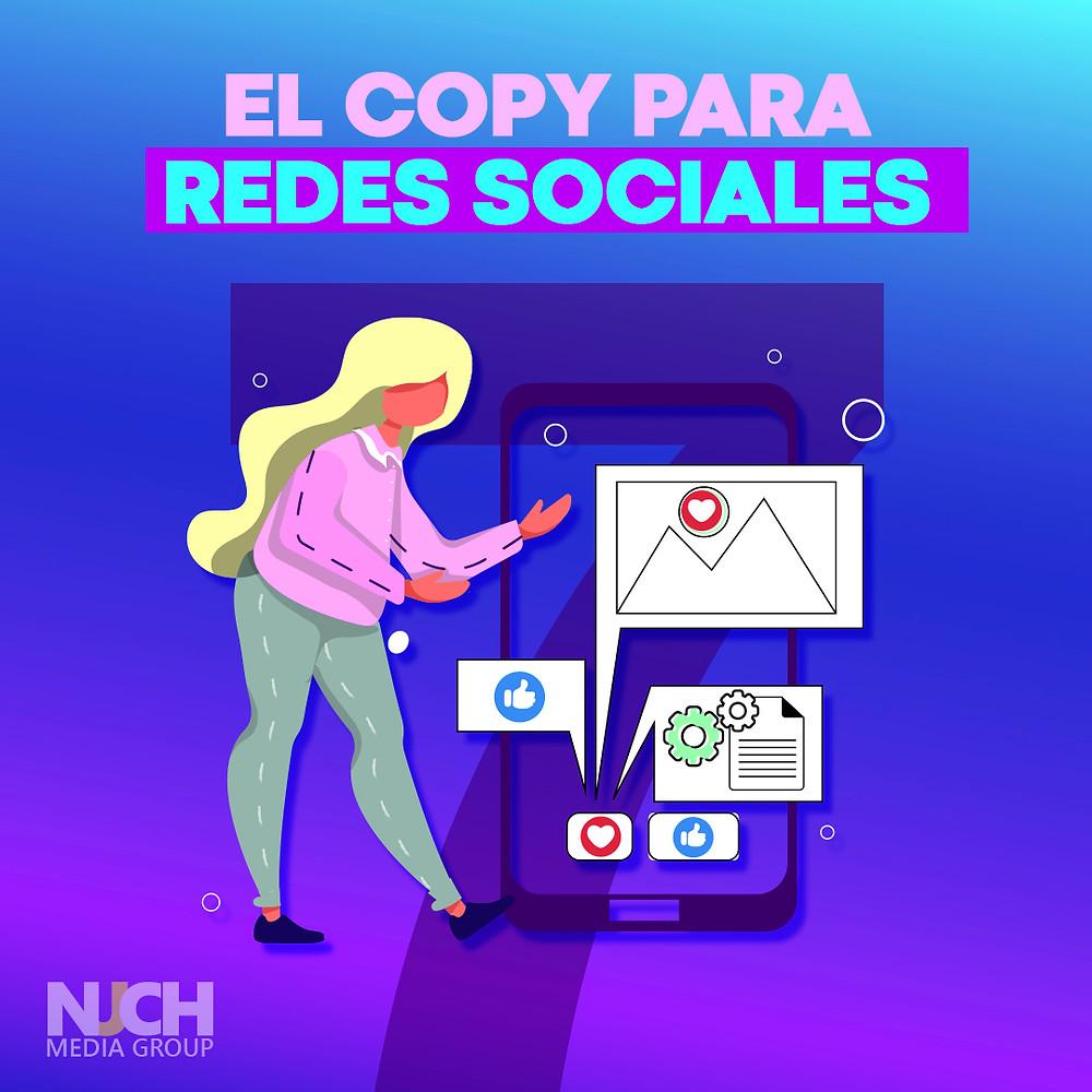 copy redes sociales