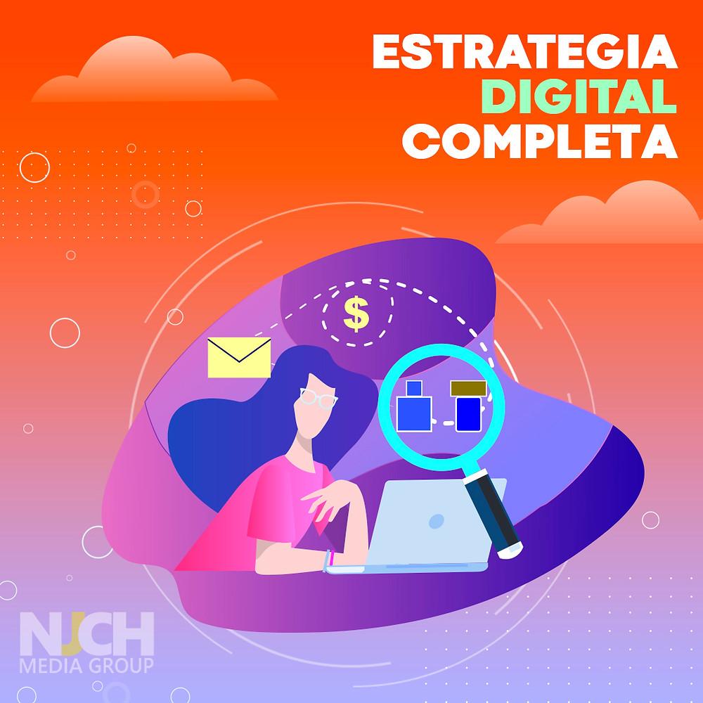 Estrategia digital completa