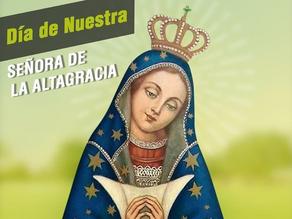 La Impactante Historia de la Imagen de la Virgen de la Altagracia