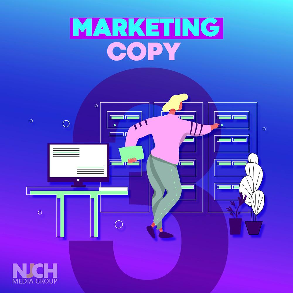 copy de marketing
