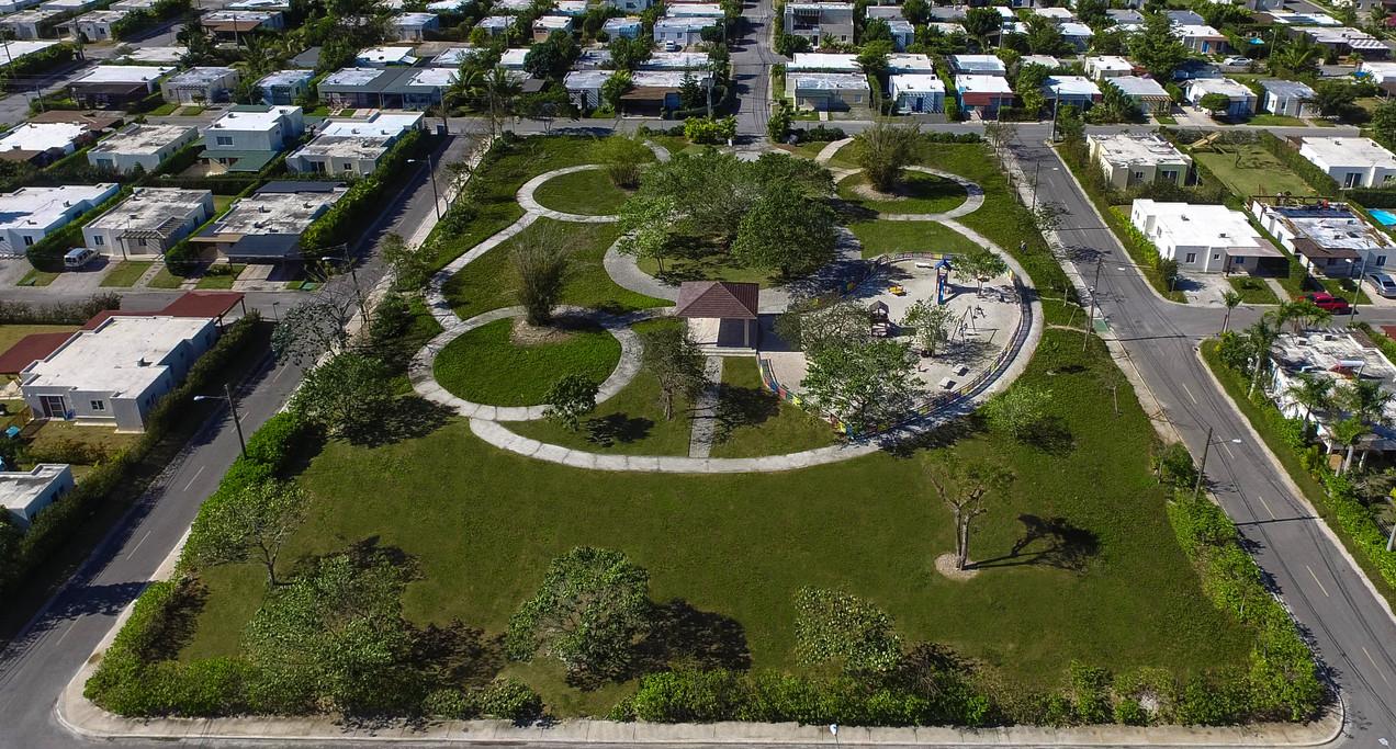 Parque recreativo principal