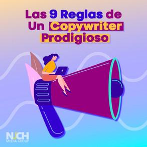 9 reglas de un copywriter prodigioso