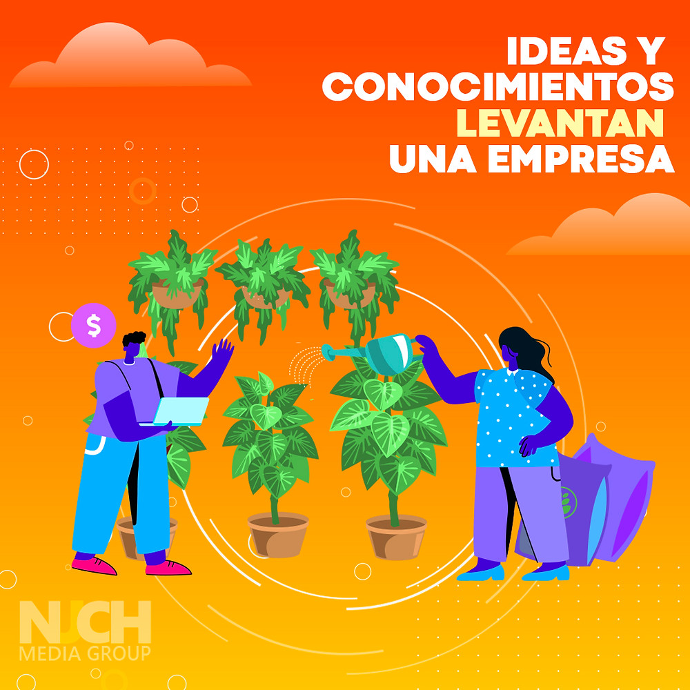 Ideas y conocimientos que levantan empresas
