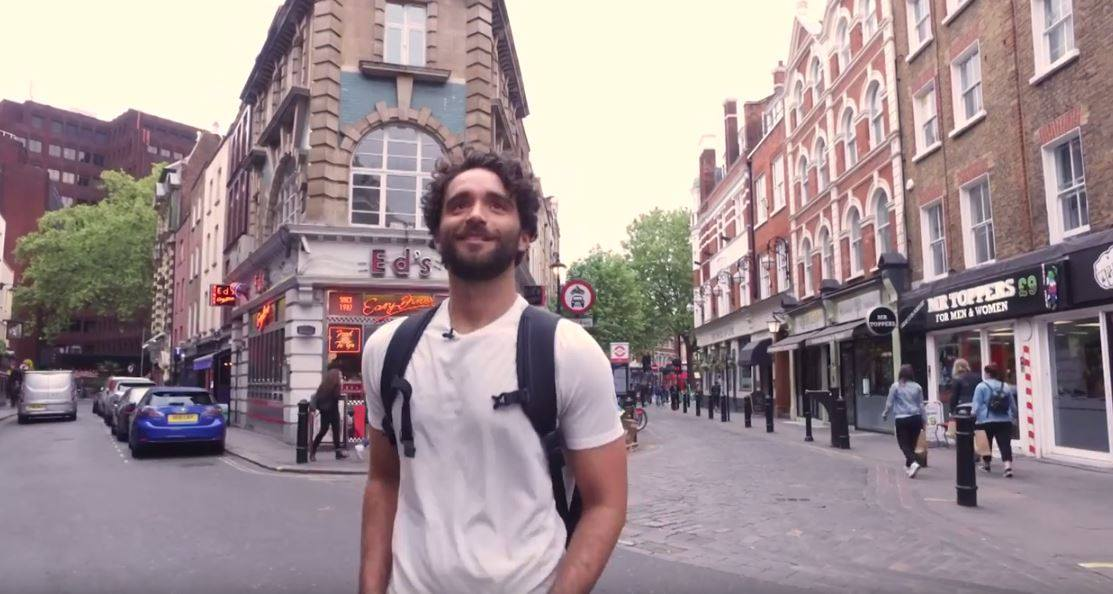 ALADDIN London: In rehearsals with Matthew Croke