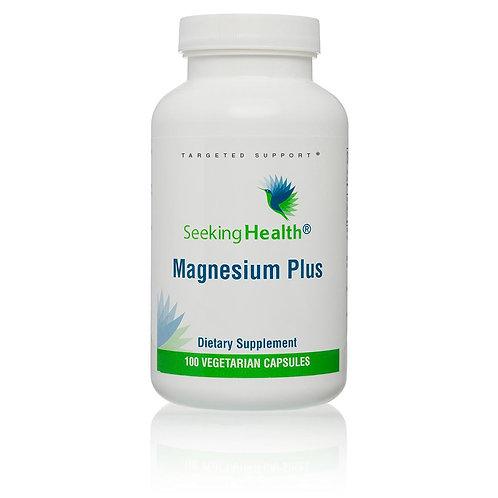 Seeking Health - Magnesium Plus - 100 Capsules