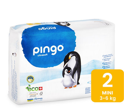 Couches pour minis - Pingo