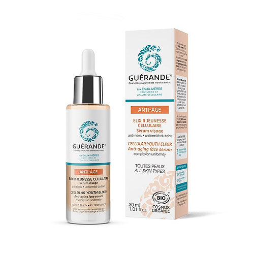 GUÉRANDE - anti-âge elixir jeunesse cellulaire