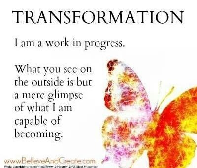 Transforming self