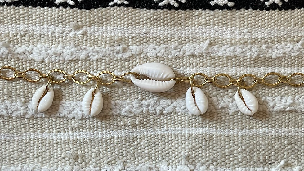 Bracelet de cheville khelkhal