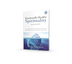 Emothionally Healthy Spirituality book