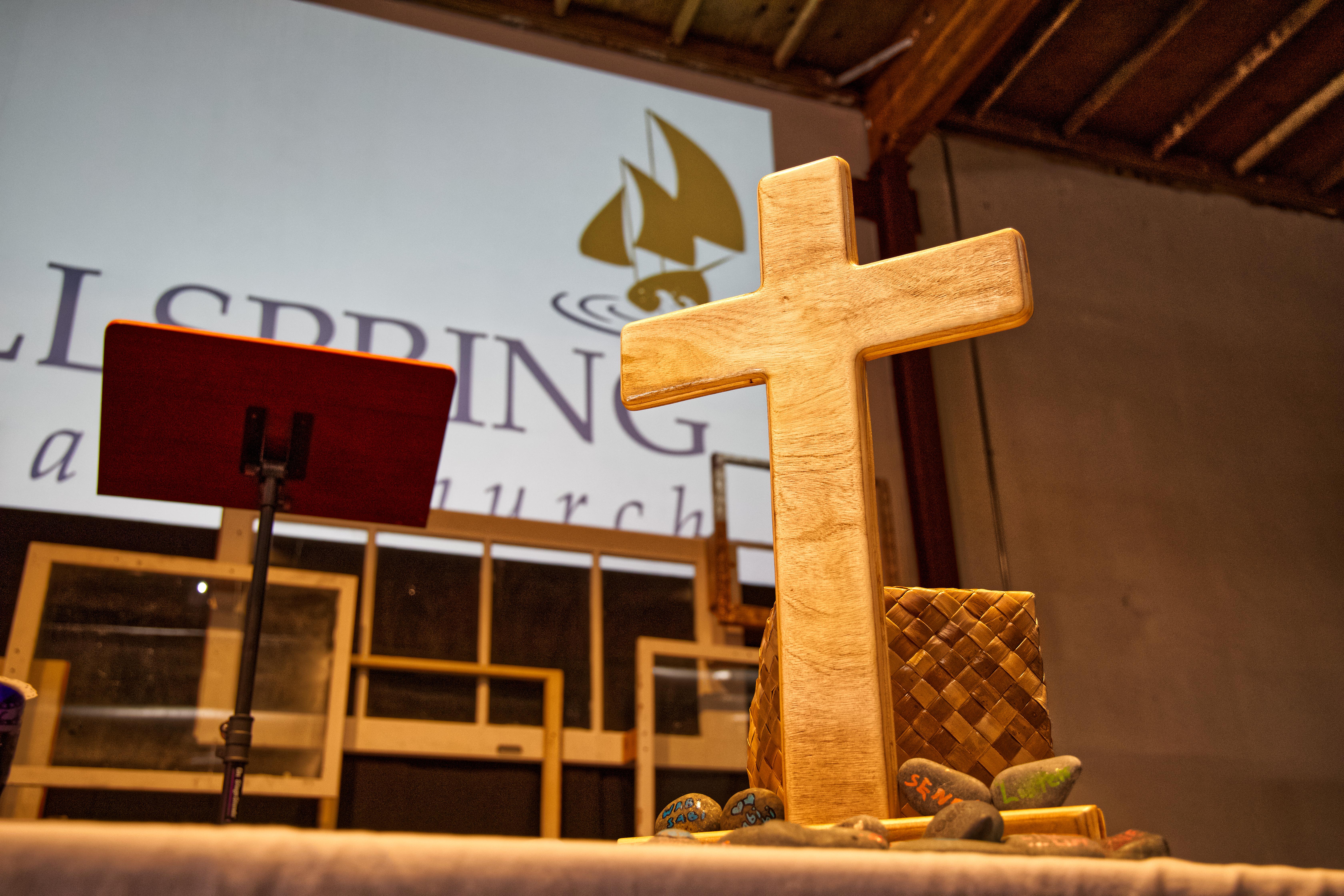 Wellspring Cross