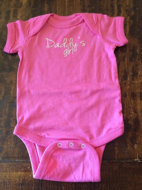 'Daddy's Girl' Onesie