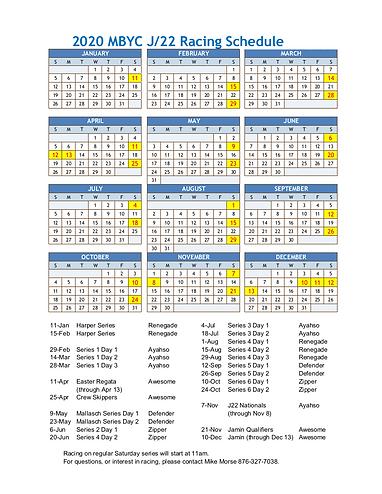 MBYC 2020 J-22 Racing Schedule.png