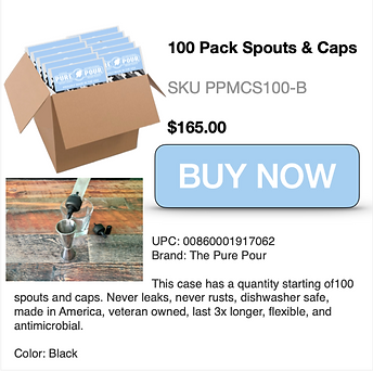 new case of 100 Pure Pour buy now.png