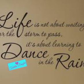 Learn to Dance in the Rain!