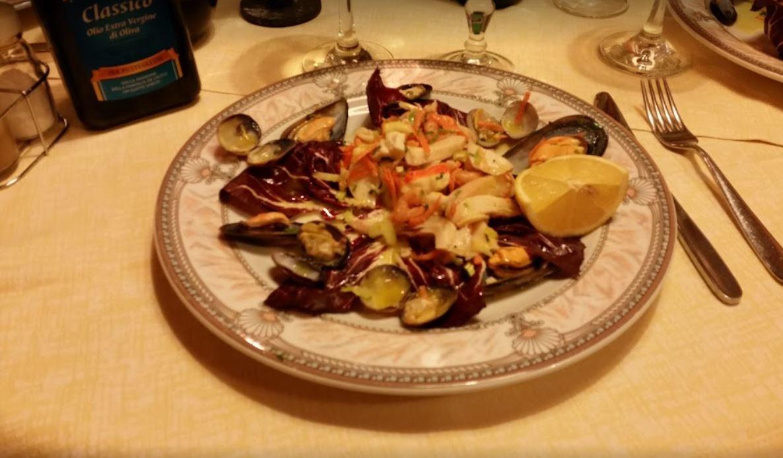 Cozze Vongole & Insalata di mare
