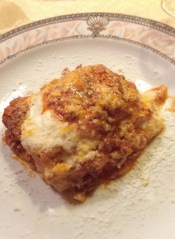 Primi Piatti-Lasagna al Ragù