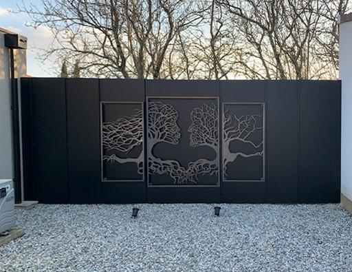 Habillage mural sur-mesure