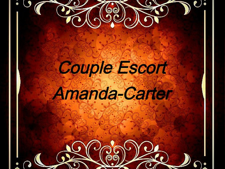We share our life working as an escort couple. Subscribe to our blog and fell free to ask.