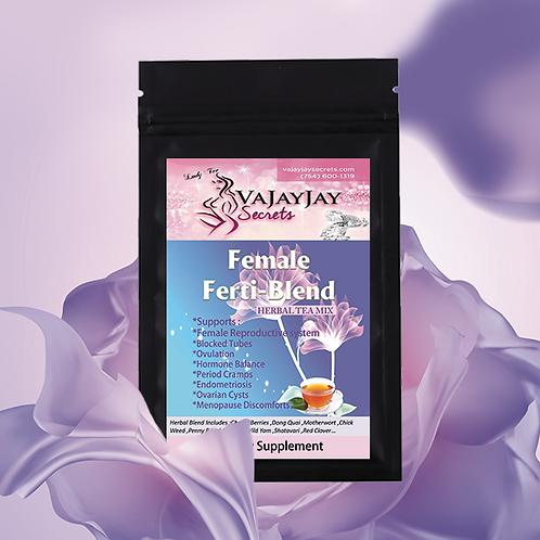 Female Ferti-Blend Herbal Tea Mix