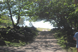Le Bouchon beach access