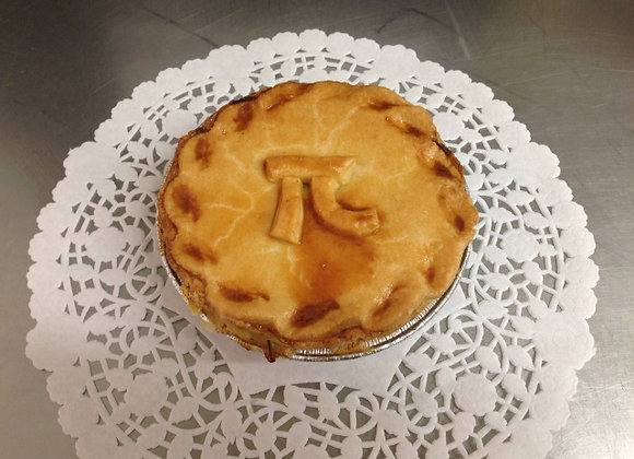 """Old South Tortiere Pie 5"""""""