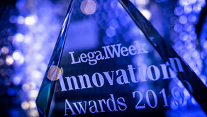 2019 Legal Week Innovation Awards