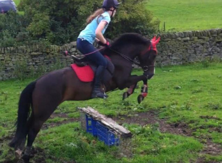 Trinityhouse Take That loves her Jumping!