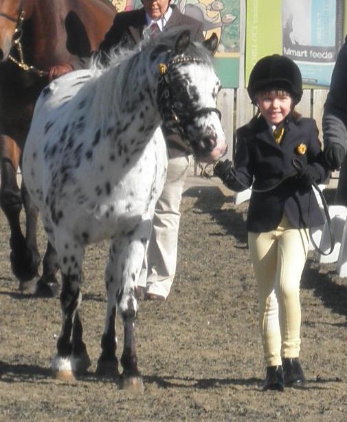 110312 Port Royal Phoebe Georgie bonny pony.jpg