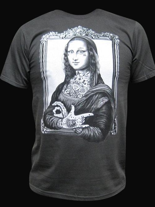 Mens Mona Lisa tee