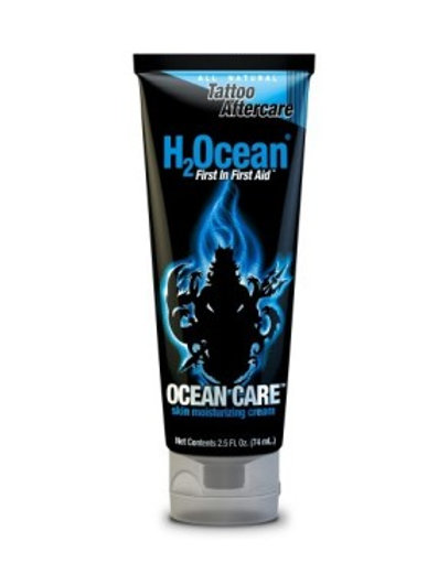 H2ocean tattoocare
