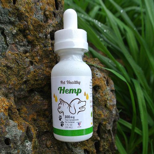 Pet Healthy Hemp Drops™