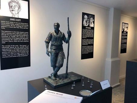 Exhibition Arkin Award in Kyrenia