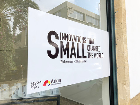 Exhibition Small Innovations that changed the World