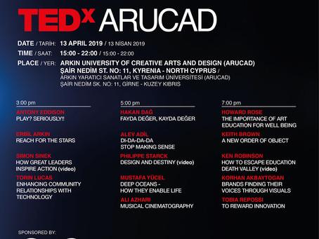TEDx ARUCAD Countdown