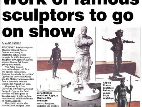 World of famous sculptors go on show