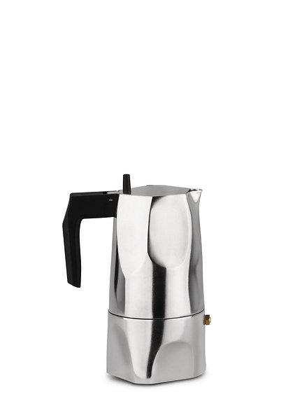 Espresso Machine - 3 Tassen - Ossidiana