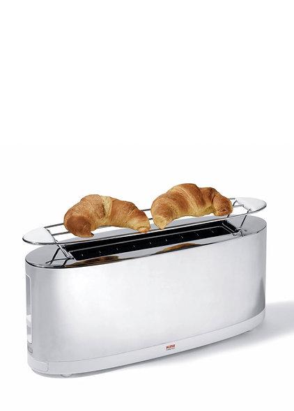 Toaster With Bun Warmer SG68