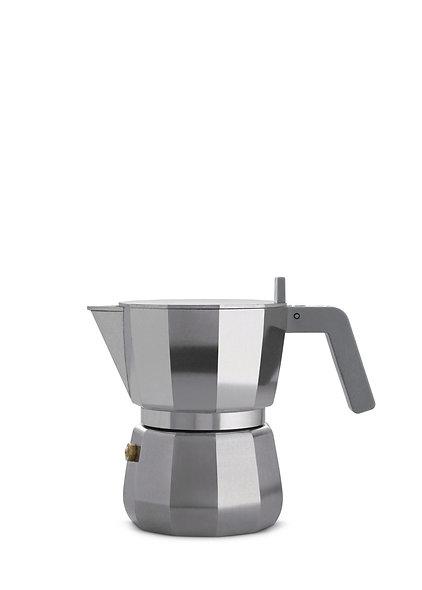 Espresso Coffee Maker - 3 Cups - Moka
