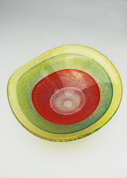 Plate Fruit 12