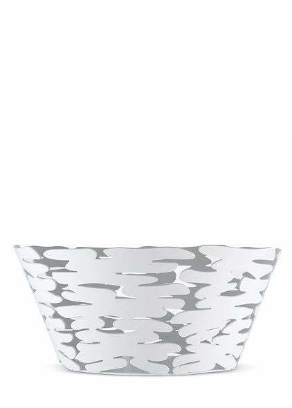Basket - White - 21 cm - Barket