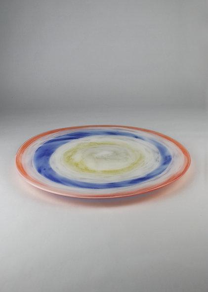 Plate Fruit 5
