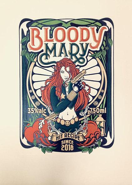 Bloody Mary by Korhan Akbaytogan