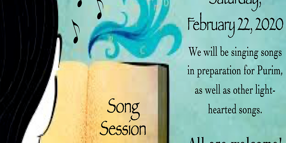February 2020 Song Session